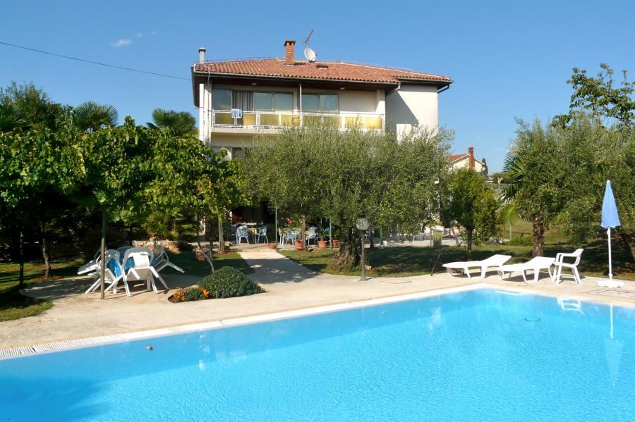 Ferienhaus in Kroatien auf Istrien