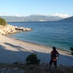 Bucht bei Baska auf krk