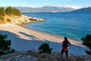 Wilder Strand bei Baska auf Krk