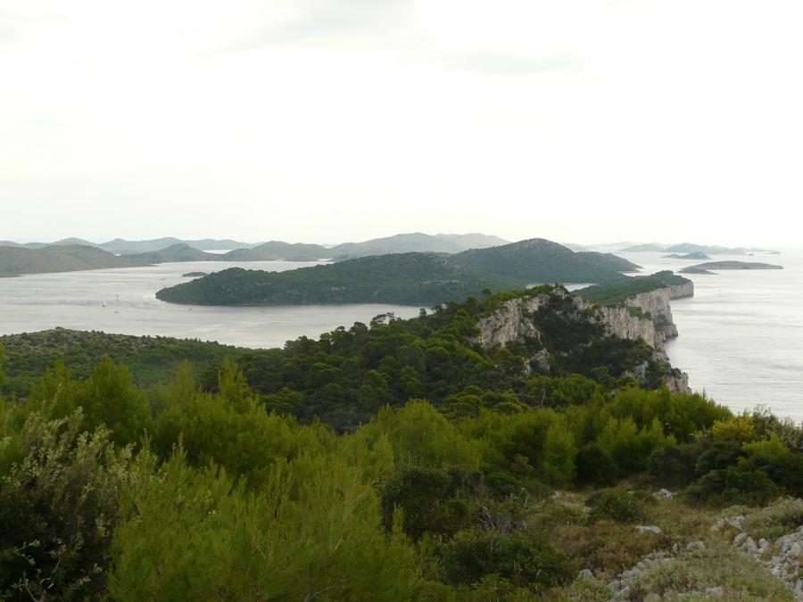 Dugi Otok und Naturpark Telašćica