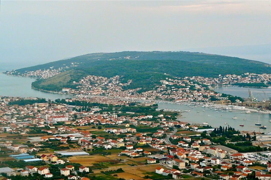 Trogir und die Insel Ciovo