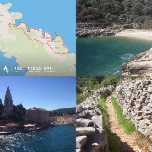Wandern auf der Insel Lošinj - Javorna-Tour